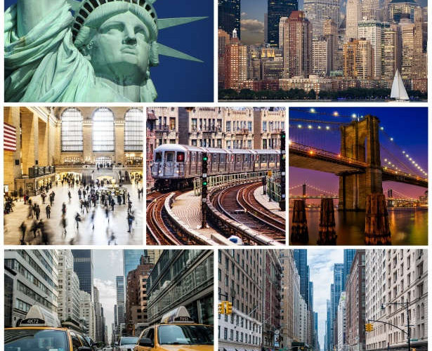 Top 10 Best Places to see in the US